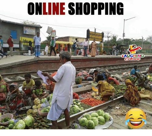 Shopping, Indianpeoplefacebook, and Online: ONLINE SHOPPING  LAUGHING
