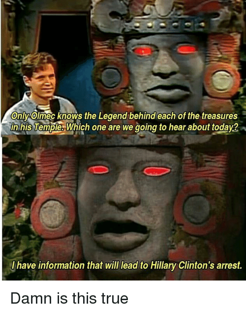 only olmec knows the legend behind each of the treasures 3927705 only olmec knows the legend behind each of the treasures in his
