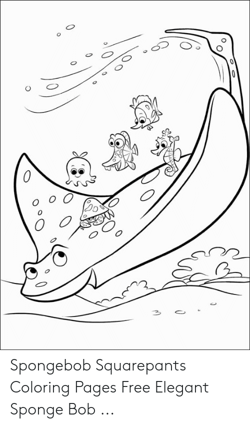 Free Cartoon Spongebob Squarepants Patrick Star Coloring Pages For ... | 852x500