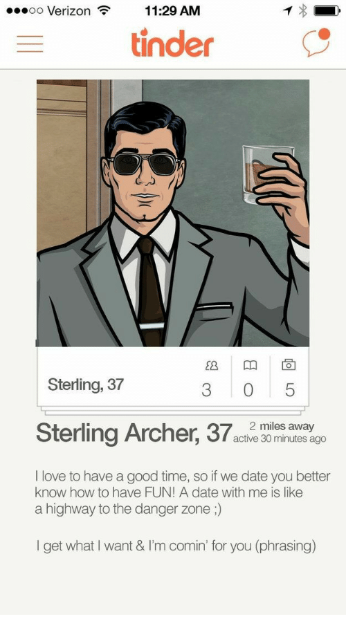 benefits of dating me archer