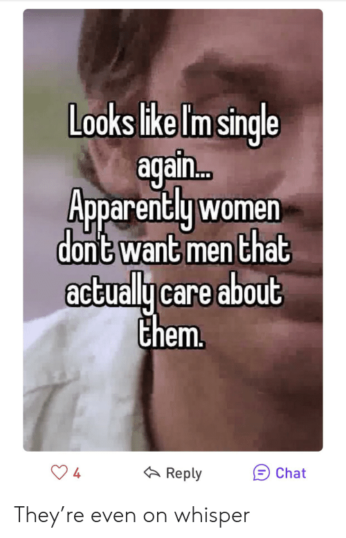 Want to be single again