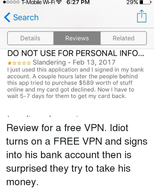 Vpn application ipad