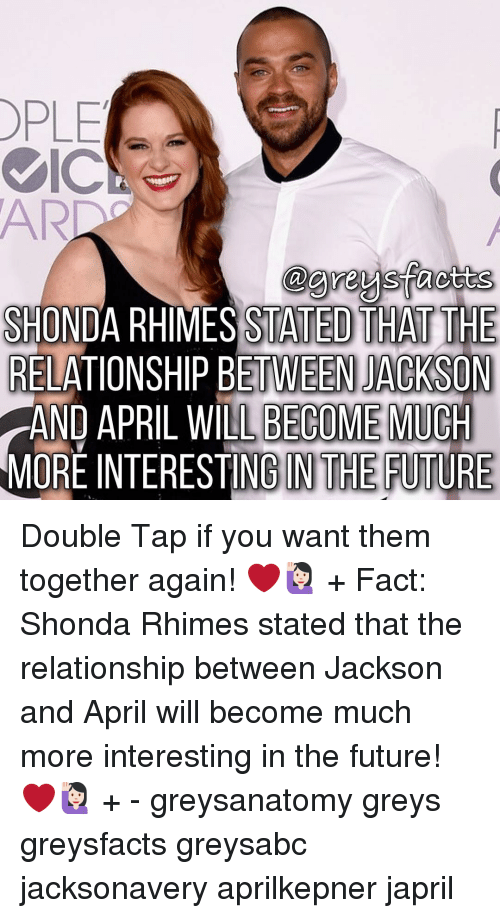 ople shondarhimes stated that the relationship between jackson and april 9640539 ✅ 25 best memes about ople ople memes