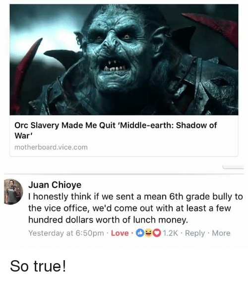 how to make best orc shadow of war