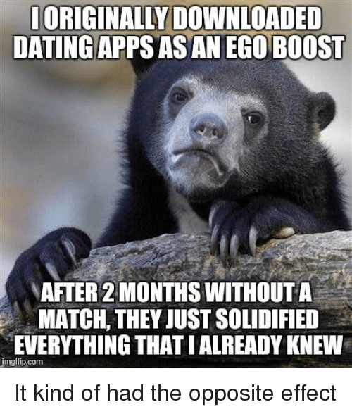Ego boost dating sites