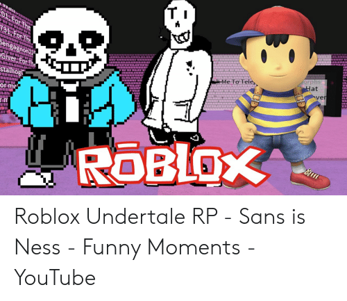 Weird Undertale Rp Place Roblox | Working Free Discord ...