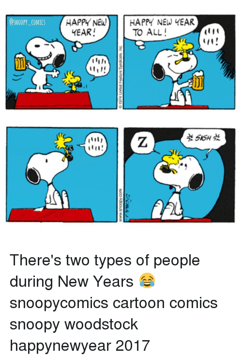 memes snoopy and comics osnoopy comics happy new year happy new year