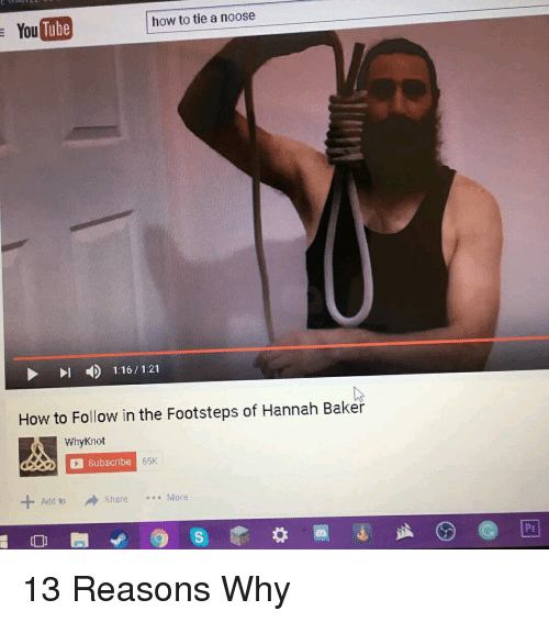how to make a 13 knot noose