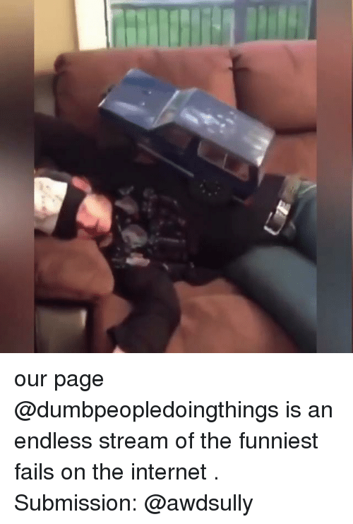 Internet, Dank Memes, and Page: our page @dumbpeopledoingthings is an endless stream of the funniest fails on the internet . Submission: @awdsully