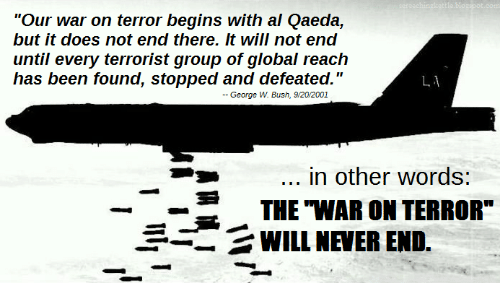 the war on terror should be stopped for the benefit of humanity We're an independent, student-run newsroom the daily californian covers the city of berkeley and the campus in unparalleled detail, all while training the future of the journalism industry.