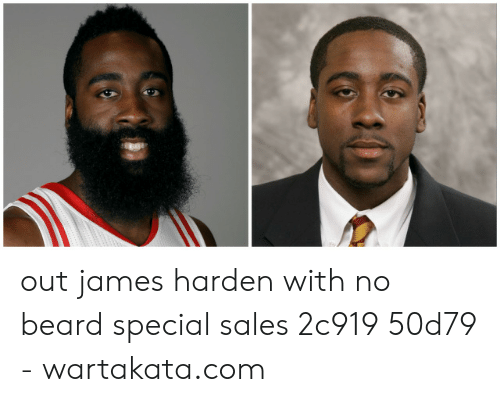 Out James Harden With No Beard Special Sales 2c919 50d79