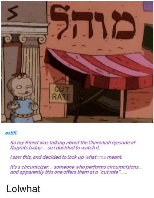 Aly Memes And Rugrats Out Rate Estifi Somy Friend Was Talking About The