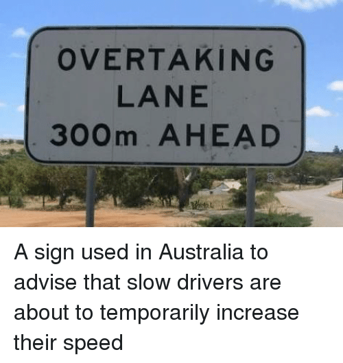 overtaking-lane-300m-ahead-a-sign-used-in-australia-to-19583136.png