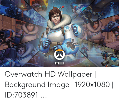 Overwatch Hd Wallpaper Background Image 1920x1080