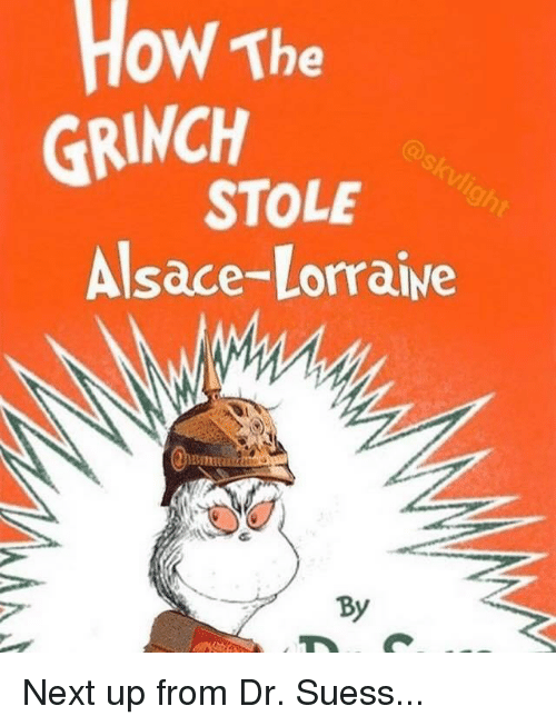 what the fuck is this shit dr suess