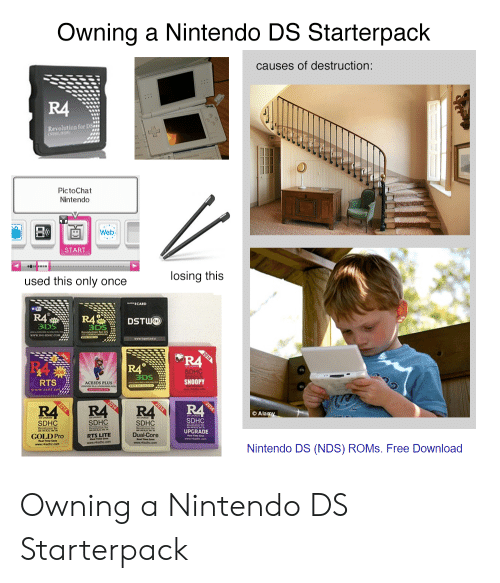 Top 10 Punto Medio Noticias | How To Download Nintendo Ds Games On R4