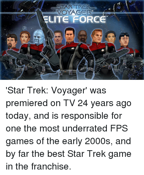 Oyage Elite Force Star Trek Meme On Sizzle