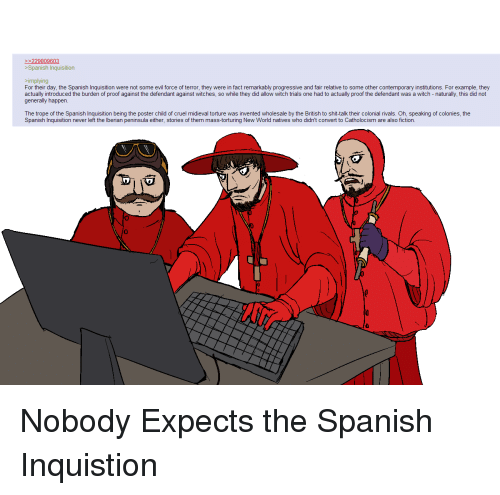 an analysis of the terror of the spanish inquisition The two most significant and extensively cited sources of the modern analysis concerning the a history of terror in the the spanish inquisition.