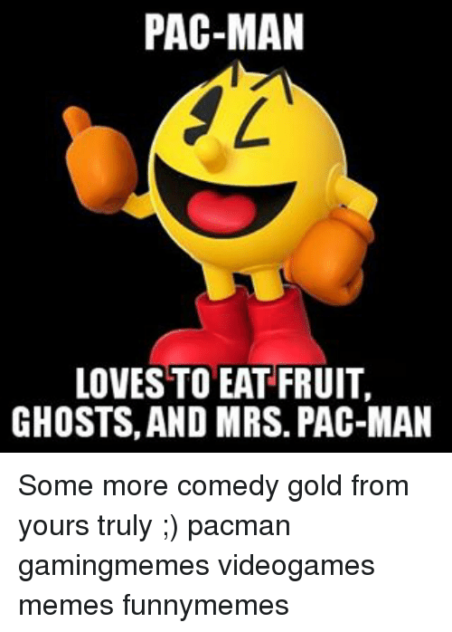 pac man lovesto eat fruit ghosts and mrs pac man some more 981580 pac man lovesto eat fruit ghosts and mrs pac man some more comedy