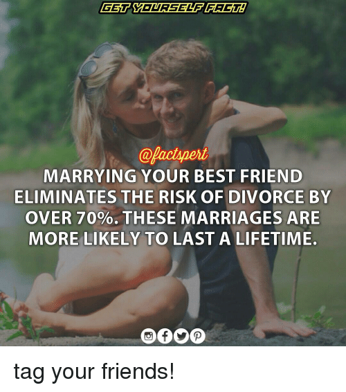 Risks of dating your best friend