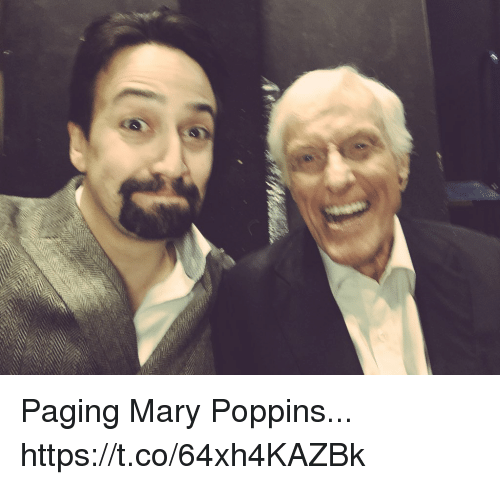 Memes, Mary Poppins, and 🤖: Paging Mary Poppins... https://t.co/64xh4KAZBk