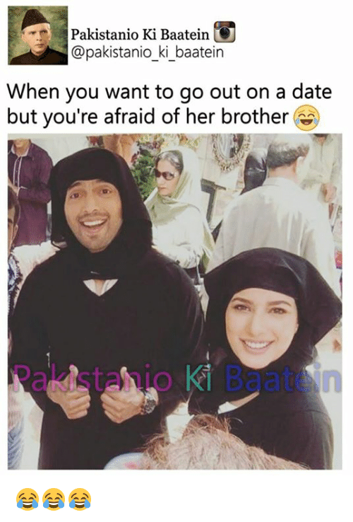 Dating her own brother