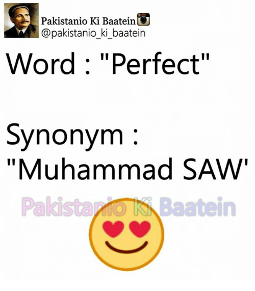 perfect synonym