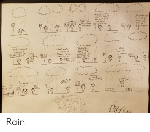 Rain, Hell, and Never: Pam is bound  make me  e wshere  bothers me  every now  and then  rard t  ッ!ts Sunn  uS  er  Moybe becaure  What makes  it worth it  one「51  Totally工  Bcs  I think  sevte  incy the hell no?  our lo us  Yau  Bus  hat  Splash in the we  pcddles with  s Com  Blu  Wanna  耳。  to you..  CAS  nice  the Pudkbles  I thouht  Youd never  ask  Bug-...  BUs  o WALT!  2  ist Rain