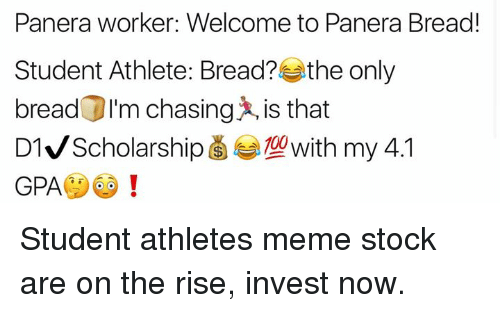 panera worker welcome to panera bread student athlete bread the 18101087 panera worker welcome to panera bread! student athlete bread? the
