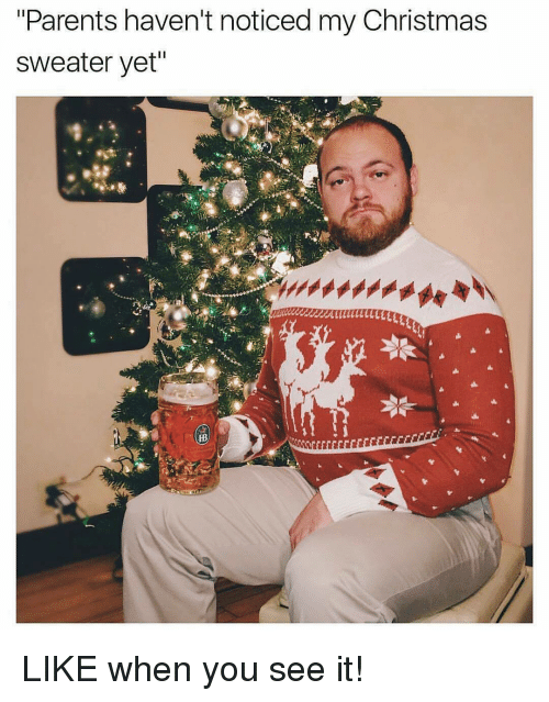 ✅ 25+ Best Memes About Christmas Sweater | Christmas Sweater Memes