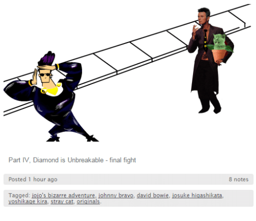 Part IV Diamond Is Unbreakable Final Fight Posted 1 Hour