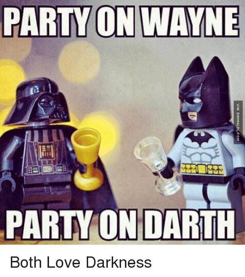 Love Each Other When Two Souls: 25+ Best Memes About Party On Darth