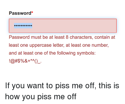 Password Password Must Be At Least 8 Characters Contain At Least One
