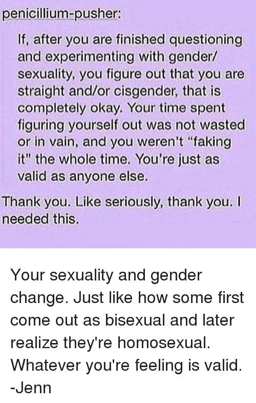 How To Figure Out Your Sexuality