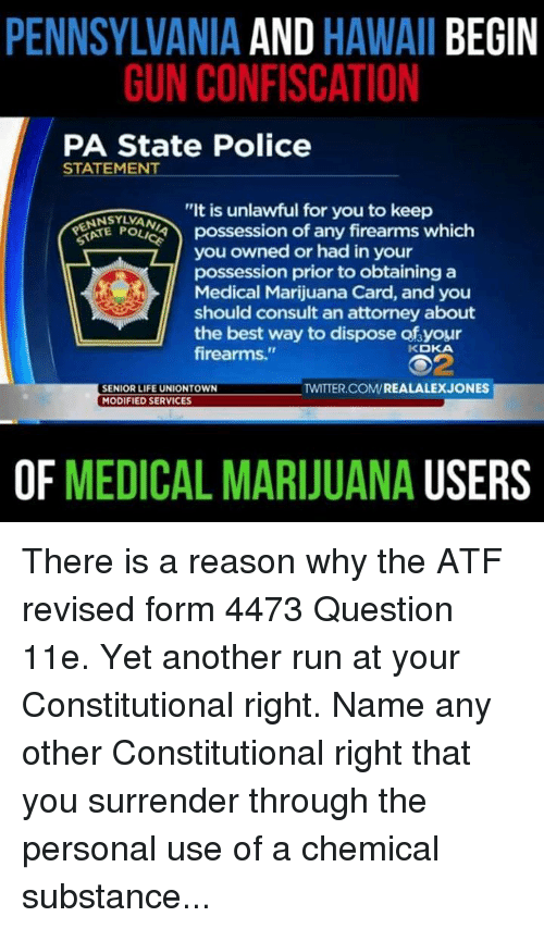 362f06cd0 Life, Memes, and Police: PENNSYLVANIA AND HAWAII BEGIN GUN CONFISCATION PA  State Police. There is ...