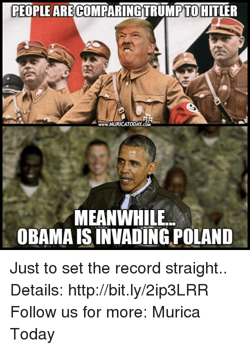 people com tatmp hitler wwww muricatoday com meanwhile obamaisinvading poland just 12066397 ✅ 25 best memes about poland poland memes
