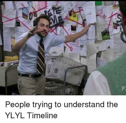 People, Ylyl, and  Understand