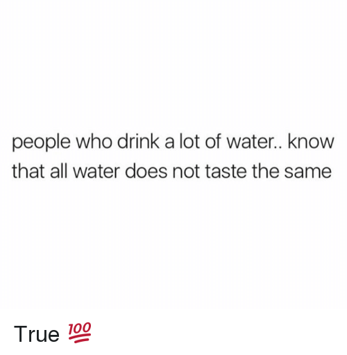people who drink a lot
