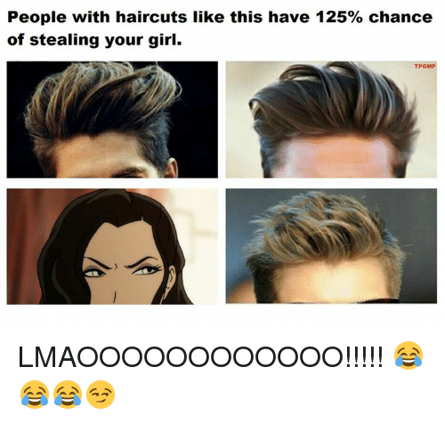Haircut Girl Meme: People With Haircuts Like This Have 125 Chance Of Stealing