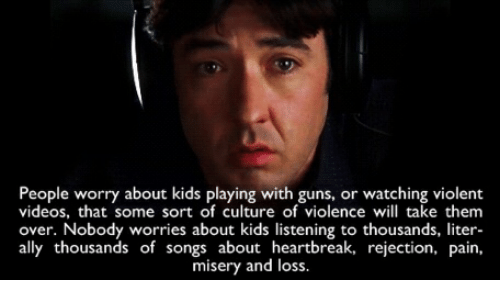 When To Worry About Kids Taking >> People Worry About Kids Playing With Guns Or Watching Violent Videos