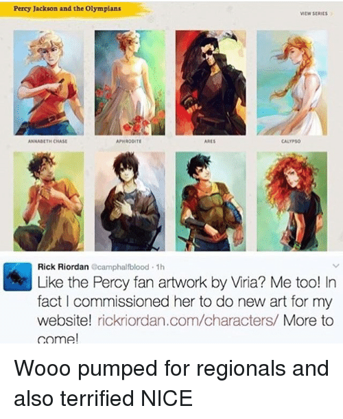 25 best memes about percy jackson and the olympians