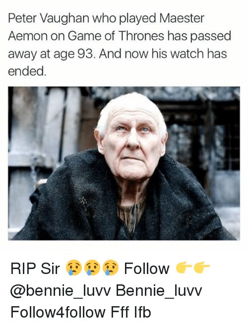 peter-vaughan-who-played-maester-aemon-o