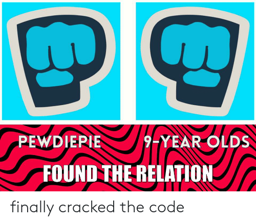 PEWDIEPIE 9-Year OLDS FOUND THE RELATION Finally Cracked the