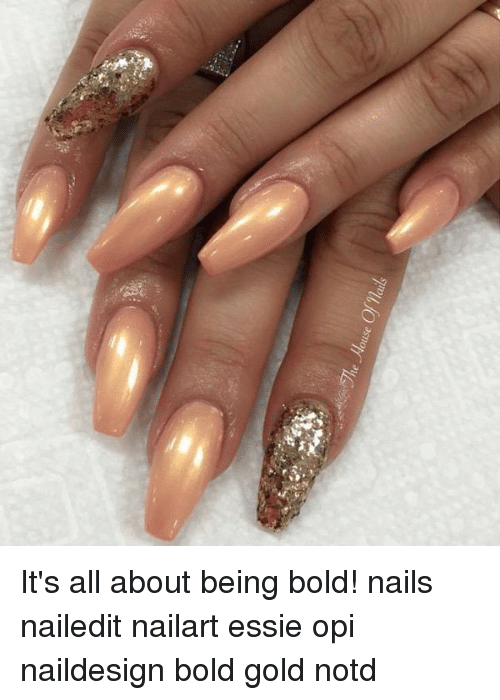 Phe House Its All About Being Bold Nails Nailedit Nailart Essie