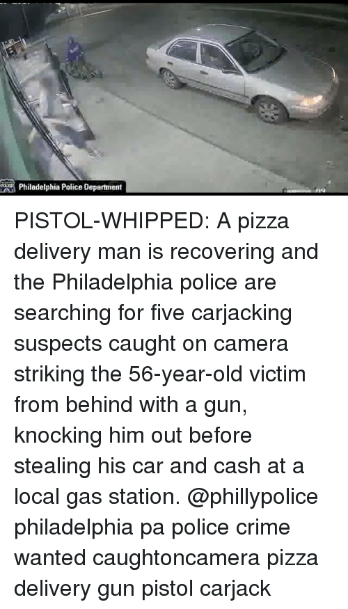 Pizza Delivery Man