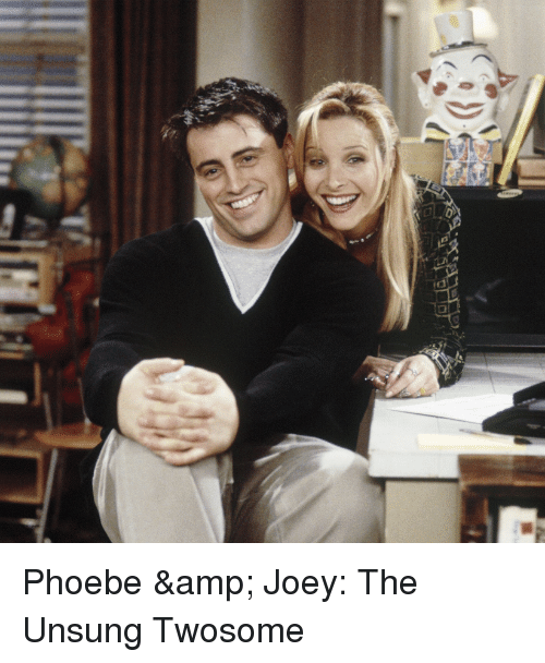 joey and phoebe dating