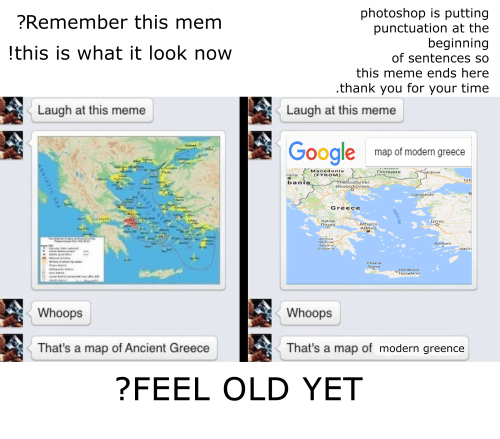 Photoshop Is Putting Remember This Mem Punctuation At The