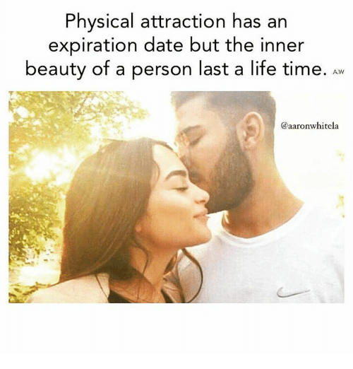 Physical attraction dating