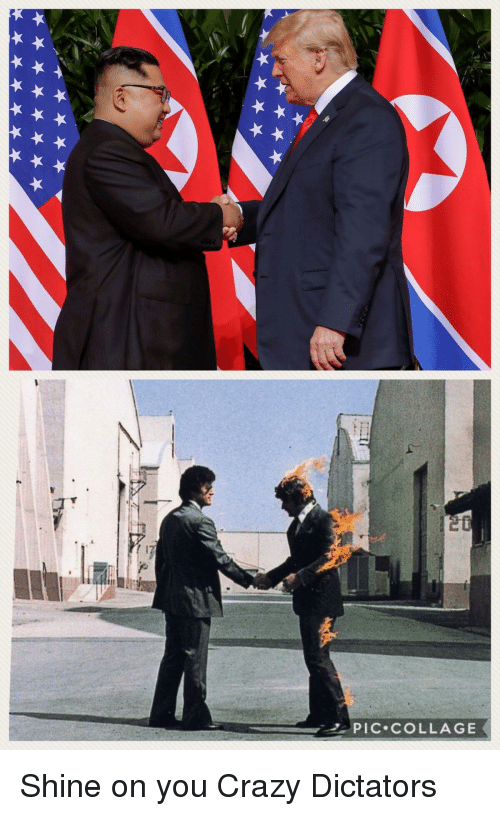 Crazy, Politics, and Collage: PIC COLLAGE