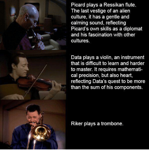 """The OFFICIAL """"What's that in your eyeballs"""" thread? Accept no substitutes! - Page 6 Picard-plays-a-ressikan-flute-the-last-vestige-of-an-32248712"""